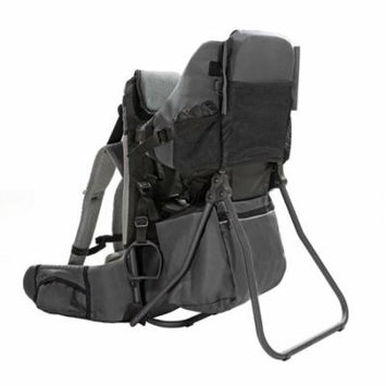Clevr Cross Country Lightweight Toddler Baby Backpack Hiking Child Carrier, Grey