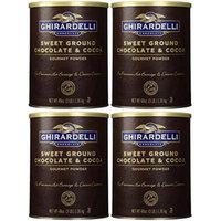 Ghirardelli Chocolate Sweet daJAo Ground Chocolate & Cocoa Beverage Mix, Chocolate & Cocoa