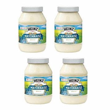Real Mayonnaise 30 fl. oz. Jar (4)