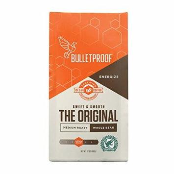 Bulletproof Coffee,Whole Bean 12 Oz (Pack Of 6)