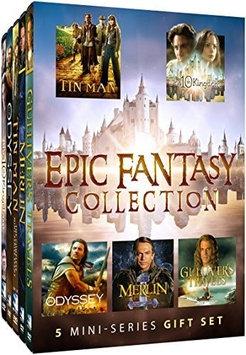 Mill Creek Ent Epic Fantasy Mini Series Brand New