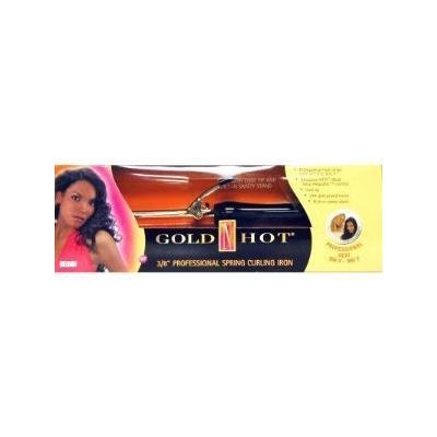 Belson Gold-N-Hot Curl Iron 3/8