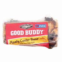 Castor And Pollux Meaty Center Dog Bone - Pack of 12 - 4 Inch