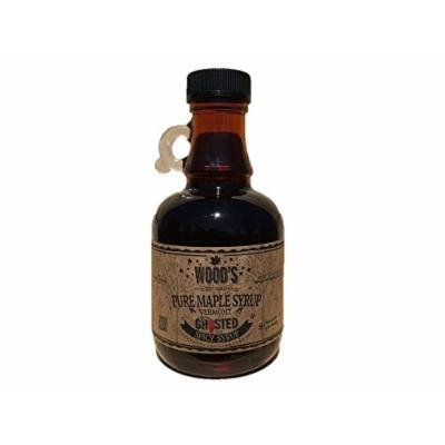 Wood's Made in Vermont Ghost Pepper Hot Pepper Maple Syrup