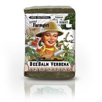 Filthy Farmgirl Beebalm Verbena Handmade Soap