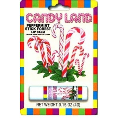 Boston America Candyland Peppermint Stick Forest Lip Balm