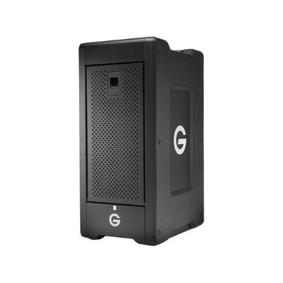 G-technology G-SPEED Shuttle XL 32TB (8 x 4TB) 8-Bay Thunderbolt 2 Storage Solution, RAID 0,1, 5, 6, 10 & 50