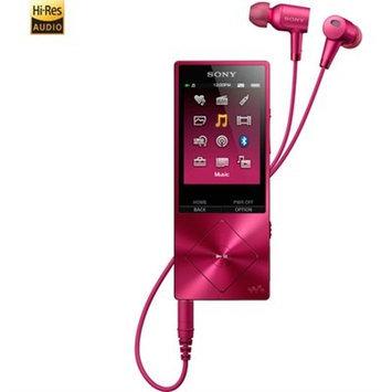 Sony 32GB Pink Walkman Hi-Res Audio Digital Music Player