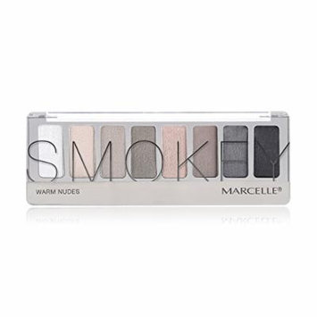 Marcelle Smokey Eyeshadow Palette, Cool Nudes, 8.3 Gram