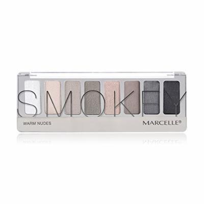 Marcelle Smokey Eyeshadow Palette, Cool Nudes, 8.3 Gram