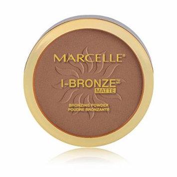 Marcelle I-Bronzing Powder, Dark Bronze, 8.5 Gram