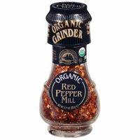 Drogheria & Alimentari, Organic Red Pepper Mill, 0.72 oz(pack of 4)