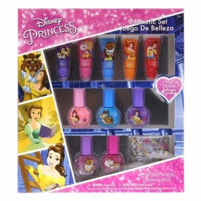Girls Nail Polish and Lip Gloss Dress Up Beauty Gift Set