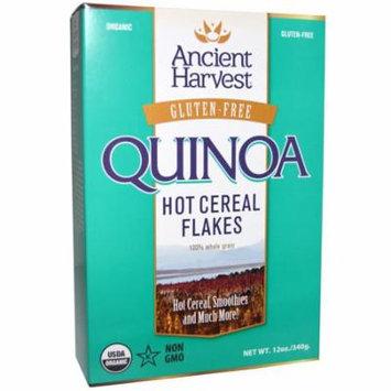 Ancient Harvest, Quinoa Flakes, Organic White Grains, 12 oz(pack of 1)