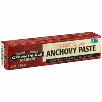 Crown Prince Natural, Anchovy Paste, 1.75 oz(pack of 6)