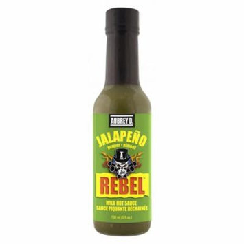 Mild Hot Sauce with a Sharp Peppery Jalapeno Flavor by Aubrey D, a Fresh and Versatile Sauce That Adds an Exotic Taste and Rich Aroma to Any Food.
