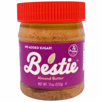 Peanut Butter & Co., Bestie, Almond Butter, 11 oz (pack of 3)