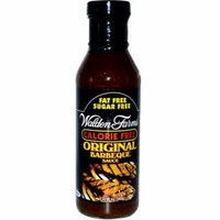 Walden Farms, Original Barbeque Sauce, 12 oz (pack of 4)