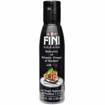 FINI, Balsamic Vinegar of Modena with Fig, 5.1 fl oz (pack of 12)