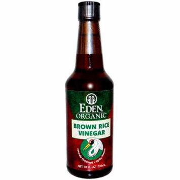 Eden Foods, Organic, Brown Rice Vinegar, 10 fl oz(pack of 2)