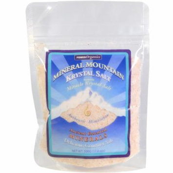 Klamath, Mineral Mountain Krystal Salt, 17.6 oz (pack of 6)