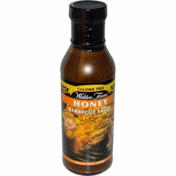Walden Farms, Honey Barbecue Sauce, 12 oz (pack of 4)