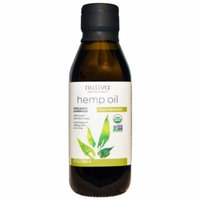 Nutiva, Organic, Hemp Oil, Cold Pressed, 8 fl oz (pack of 6)