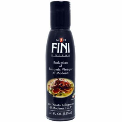FINI, Reduction of Balsamic Vinegar of Modena, 5.1 fl oz(pack of 1)