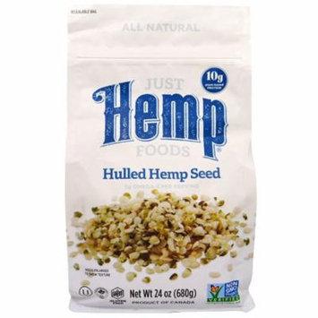 Just Hemp Foods, Hulled Hemp Seeds, 24 oz (pack of 1)