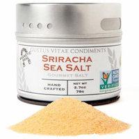 Gustus Vitae, Gourmet Salt, Sriracha Sea Salt, 2.7 oz (pack of 3)