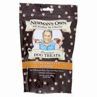 Newman's Own Organics Peanut Butter Treats - Organic - Pack of 6 - 10 Oz.