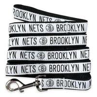 Pets First NBA Brooklyn Nets Pet Leash, Large