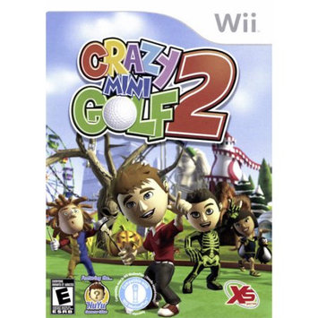 Xs Games Crazy Mini Golf 2 (works with Wii MotionPlus)