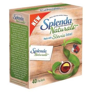 Splenda Naturals Stevia Extract - 40ct