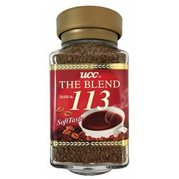 UCC The Blend Coffee 100g per Jar (Blend 113&118, 1 Jar Each)
