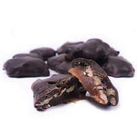 Gourmet Pecan Caramel Clusters with Dark Chocolate by It's Delish, 5 lbs