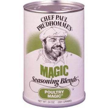 Poultry Magic Seasoning - 4 Pack (24oz each)
