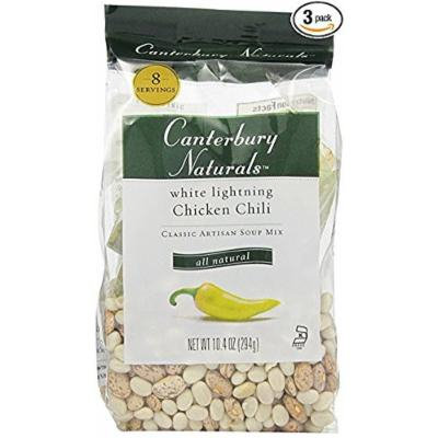 Canterbury Naturals White Chicken Chili Soup Mix, Pack of 3