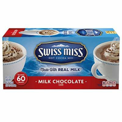 Milk Chocolate Swiss Miss Hot Cocoa Mix 3 Pack ( 180-0.73 oz Envelope )