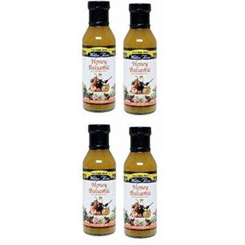 Walden Farms Dressing Honey Balsamic 12 Oz 4 Pack