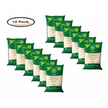 PACK OF 12- Zulka Pure Cane Sugar Sugar, 4 lb