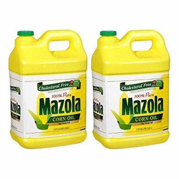 Mazola Corn Oil - 2.5 gallon jug (2 pack)