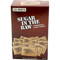 Sugar In The Raw, 200 Count. 6