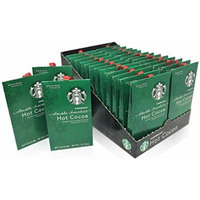 Starbucks Hot Cocoa Double Chocolate - 28 pack- Christmas Gift Box for Family, Friends, Her, Him and more
