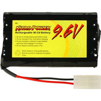 Nitro Power 9.6V NiCd Battery - Without Charger