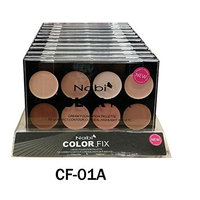 Nabi Color Fix Cream Foundation Pallette CF-01A