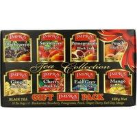 Gift Pack , Black Tea, Flavored,8 flavors, 80- count Tea Bags (3 pack)