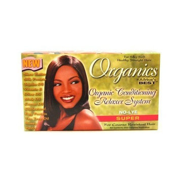 Africa's Best Organincs Relaxer Super / Coarse No-Lye (Case Of 6)