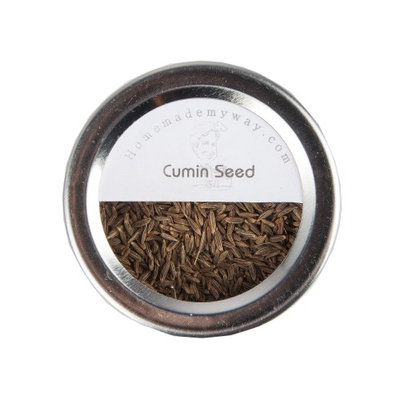 Homemade My Way Cumin Seeds 2 Oz in Magnetic Spice Tin