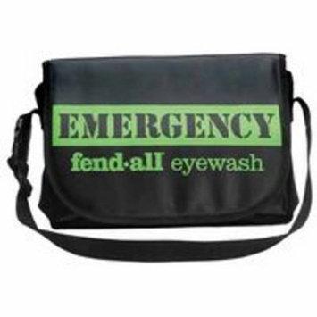 Honeywell Eyesaline Eye Wash Travel Pack Black 32-000440-0000